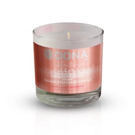 Užitna masažna sveča Dona Kissable