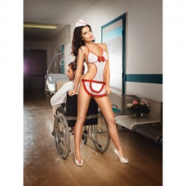 Kostum Candy Nurse Baci