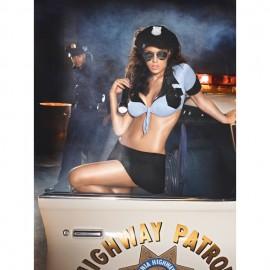 Kostum Highway Patrol Baci