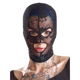 Čipkasta maska za obraz