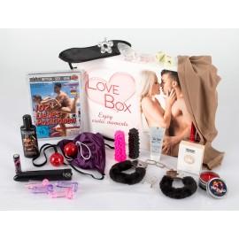 Komplet erotičnih pripomočkov Love Box
