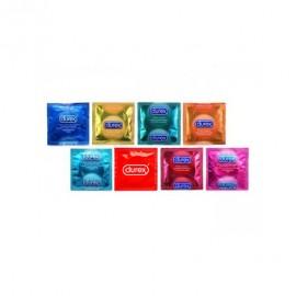 Mešanica Durex 50 kondomov