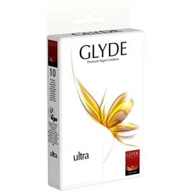 Glyde Ultra Vegan 10's