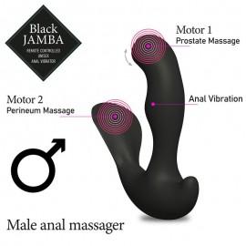 Analni vibrator in stimulator G-točke Jamba