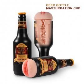 Masturbator Beer Bottle