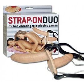 Strap-on Duo natural