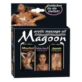 Set erotičnih masažnih olj