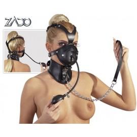 Maska in ovratnica Gag