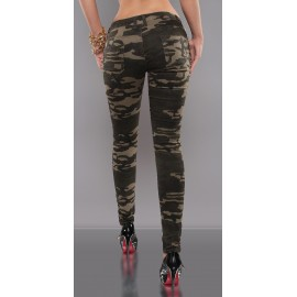 Ženske hlače Army jeans