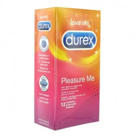 Kondomi Durex Pleasure Me 12's