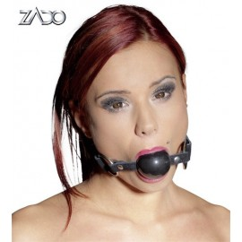 Gag ball Queeny Black