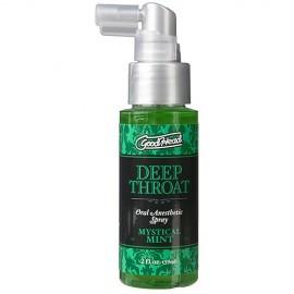 Sprej za boljši oralni seks Deep Throat