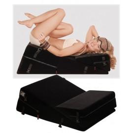 Črna bondage seks blazina Liberator