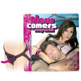 Strap-on New Comers Harness & Dildo
