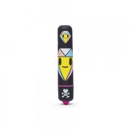 Mini bullet vibrator Tokidoki črn