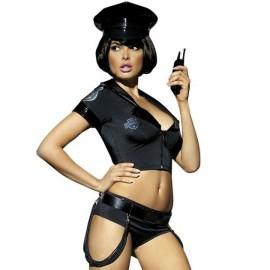 Kostum Police Set Obsessive