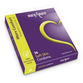 Kondomi MoreAmore Soft Skin 36